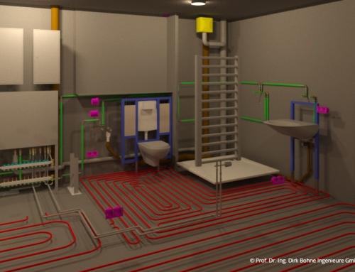 Digitalisierung im Wohnungsbau: Wohnungsquartier Anne Frank Straße